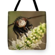 Fly Nectar Tote Bag