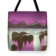 Fly With Me Tote Bag
