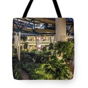 Flyer Atrium Tote Bag