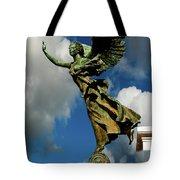 Flying Angel Tote Bag