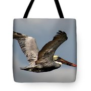 Flying Art Tote Bag