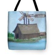Flying Barn Tote Bag