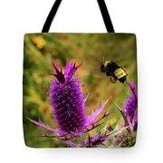 Flying Bee 2 Tote Bag