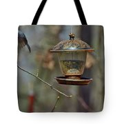 Flying Birds 327 Tote Bag