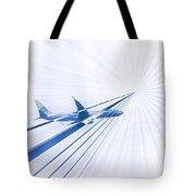 Flying Blind 2 Tote Bag