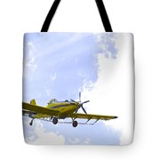 Flying By Wire 1 Of 6 Tote Bag