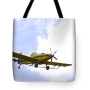 Flying By Wire 2 Of 6 Tote Bag