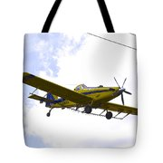 Flying By Wire 3 Of 6 Tote Bag