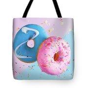 Doughnuts Treat Tote Bag