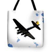 Flying For Home Tote Bag