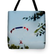 Paraplane Flying High Tote Bag