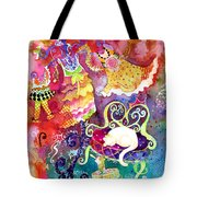 Flying In Style Tote Bag