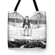 Flying Machine, 1807 Tote Bag