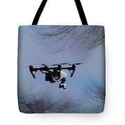 Flying Magic Tote Bag