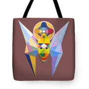 Flying Solar Magus Tote Bag