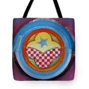 Flying Star Tote Bag