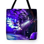Flying Tango Tote Bag