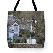 Flying The Flag For Cornwall Tote Bag