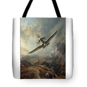 Flying Tigers Xxl Tote Bag