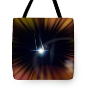 Flying To The Moon Tote Bag