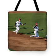 Flying To Third Tote Bag