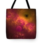 Flying Too Close To The Sun Tote Bag