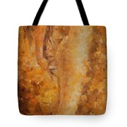 Flying Up Tote Bag