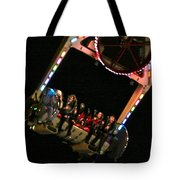 Flying Without Wings Tote Bag