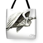 Flying Your Way Tote Bag