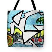 Flyinggurleee Tote Bag