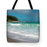 Foamy Surf Tote Bag