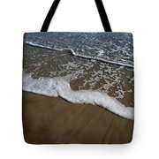Foamy Water Tote Bag