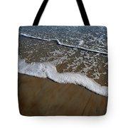 Foamy Water Tote Bag