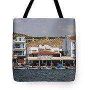 Foca Village Tote Bag
