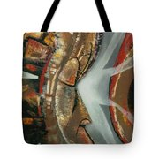 Focus And Determination Tote Bag