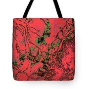 Focus Of Attention 10 Tote Bag