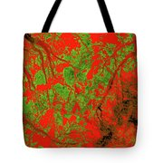 Focus Of Attention 21 Tote Bag