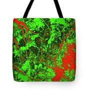 Focus Of Attention 24 Tote Bag