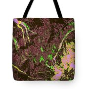 Focus Of Attention 28 Tote Bag