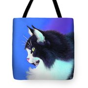 Focus Tote Bag by Tracy L Teeter