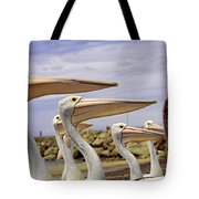 Focused Attention Tote Bag