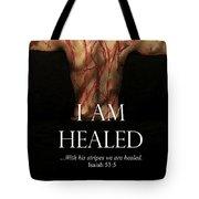 Fofmi Anointed Healing Tshirt Tote Bag