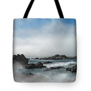 Fog Lift Tote Bag
