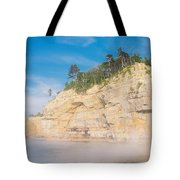 Foggy Afternoon  Tote Bag