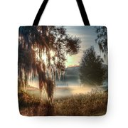 Foggy Dreamworld 2 Tote Bag