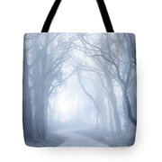 Foggy Holloway Tote Bag
