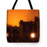 Foggy Night Tote Bag