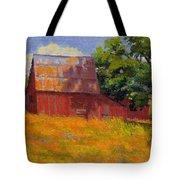 Foglesong Barn Tote Bag