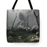 Fogscape Tote Bag