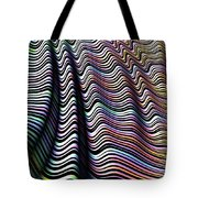 Folded Candy Tote Bag